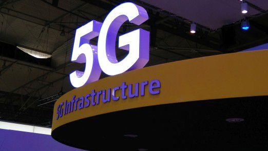 Superschnelle 5G-Netze für das Internet der Dinge und die Übertragung großer Datenmengen in Sekundenbruchteilen ist eines der großen Themen auf Mobile World Congress 2017 in Barcelona.