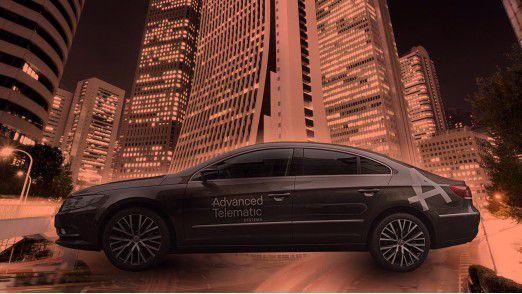 Gemeinsam mit dem Partner Advanced Telematic Systems adressierte Acer auf dem MWC das Thema Connecte Cars.