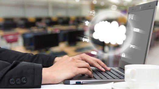 PCs sind heute mehr und mehr nur noch elektronische Türöffner für den Zugang zu mannigfaltigen Cloudangeboten.
