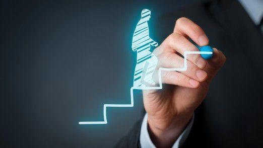 Es ist wichtig, auch für absolute Fachexperten Karrierewege jenseits von Personalführung und Organisation aufzuzeigen.