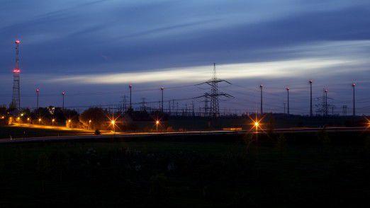 Leitungsnetz von Übertragungsnetzbetreiber 50Hertz.
