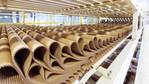 Die Digitalisierung führt in der deutschen Papierindustrie zu einem Umbruch.