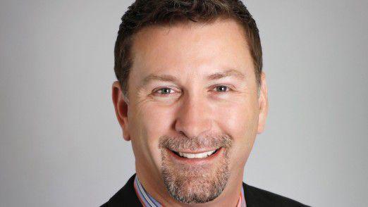 """John David Thompson, CTO, Western Union: """"Wir glauben, dass das online genauso sein wird wie im echten Leben. Manchmal haben User zwei Geldbörsen, aber meistens nur eine."""""""