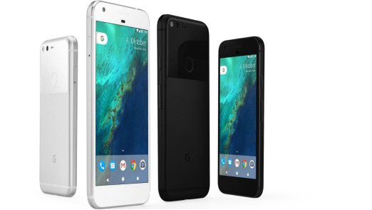 Unter dem Markennamen Pixel entwickelt Google künftig seine Smartphones. Bislang waren die Android-Phones als Nexus-Modelle bekannt.