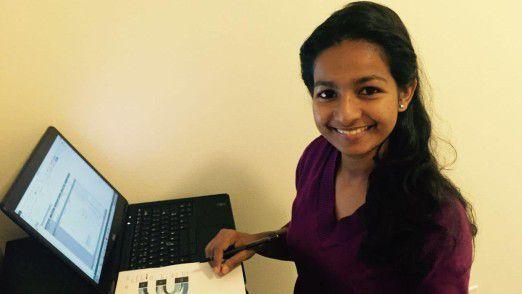 Tanu George ist Account Manager und Data Scientist bei LatentView Analytics