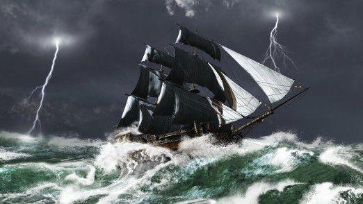 Unternehmen gleichen heutzutage einem Segelschiff, das seine Segel 24/7 nach Wechselwinden neu ausrichten muss.