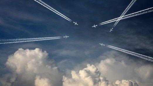 Cloud-Wildwuchs ist Realität in immer mehr Unternhehmen.
