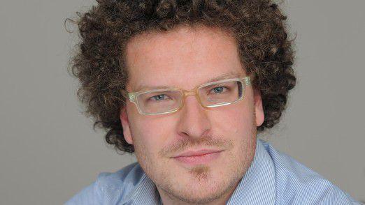 Simon Werther ist Gründer des Startups HRInstruments.