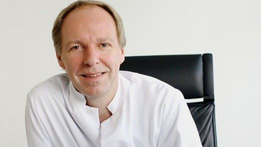 Michael Forsting ist Medizinischer Direktor Zentrale IT am Universitätsklinikum Essen.