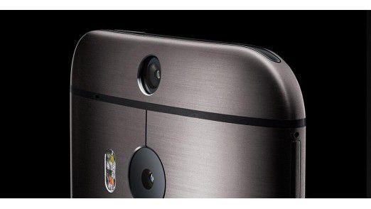 Seiner Zeit damals voraus: HTC One M8 mit Duo Camera