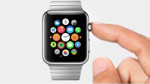 Die Apple Watch ist der Platzhirsch unter den Smartwatches.