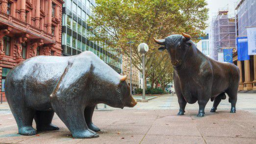 Der FAZ zufolge steht bei der Deutschen Börse ein Chefwechsel an.