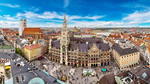 München - die attraktivste Stadt Deutschlands.