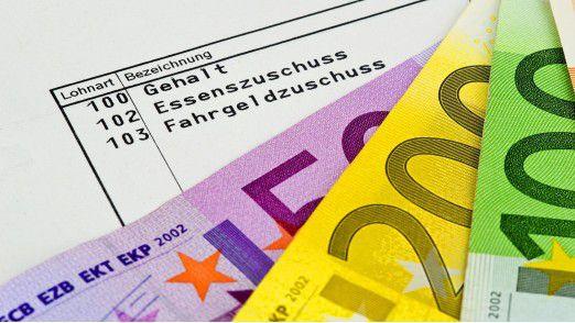 Die Gehaltsabrechnung in Papierform gehört bei der Endress+Hauser Gruppe bald der Vergangenheit an.