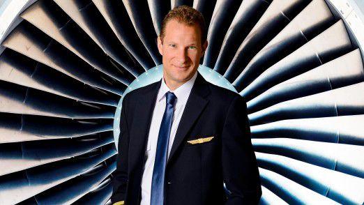 Philip Keil: Unter Druck sicher entscheiden und klar kommunizieren - das zeichnet einen guten Piloten aus. Genau wie eine erfolgreiche Führungskraft.