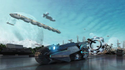 Die Zukunft der künftigen Verkehrsmittel wird schon heute entschieden.