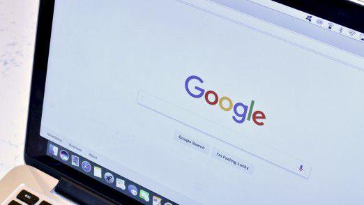 Google fördert Medienunternehmen.