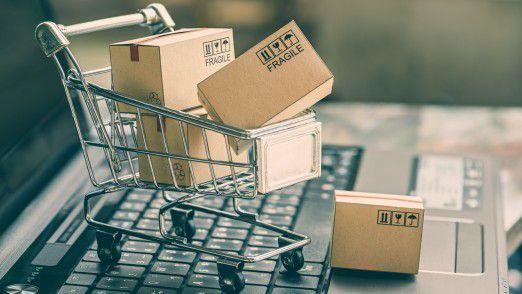 Vor allem der Online-Handel sorgt für ein ordentliches Umsatzplus.