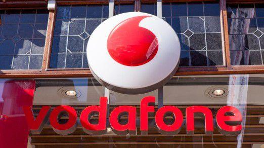 Deutschland ist Vodafones wichtigster Markt.