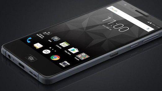 Mit dem BlackBerry Motion werden die Werte Sicherheit und Zuverlässigkeit unter TCL-Flagge weitergeführt.