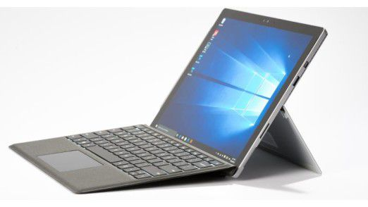 Das Surface Pro 4 verkauft Microsoft ab heute in Deutschland.