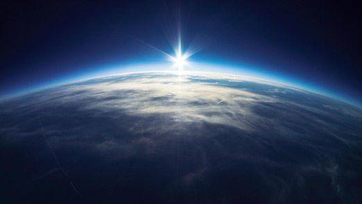Eine Erde reicht bald nicht mehr.