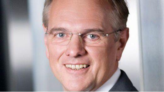 Rolf Florian geht nach 35 Jahren bei der Debeka in den Ruhestand.