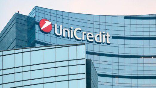 Die Unicredit übernimmt nicht die Commerzbank.