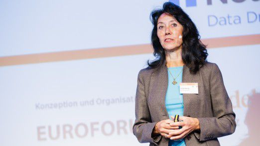 Pamela Herget-Wehlitz, CIO bei MTU