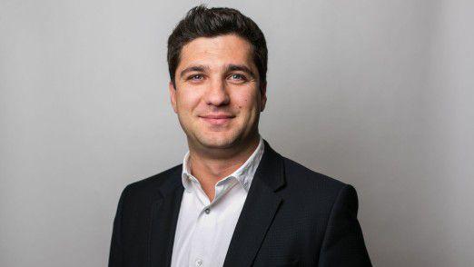 Catalin Barbulescu ist CIO bei Bofrost.