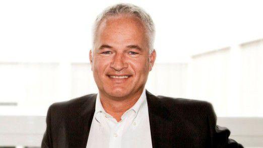 Stefan Beyler ist CIO bei Gerry Weber.
