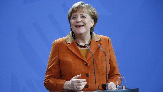 Die Große Koalition steht. Nun wird das Geld verteilt. Die SPD hat der CDU wichtige Ministerien abgerungen. Wer auf Bundeskanzlerin Angela Merkel (Foto) folgen soll, bleibt offen.