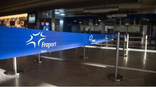 Beim Frankfurter Flughafen werden die Arbeitskräfte knapp. Jetzt soll im EU-Ausland rekrutiert werden.