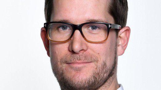 Karsten Zimmermann ist neuer Leiter ICT beim HSV.