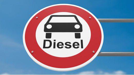 Die Deutsche Umwelthilfe will Fahrverbote in Stuttgart durchsetzen.