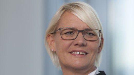 Manuela Bieß leitet den Bereich IT bei der Helaba.