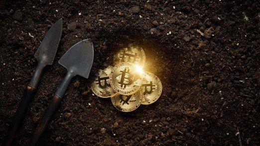 Wer Bitcoins schöpft, muss in der Regel steuern zahlen.