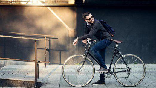 Auch der Image-Gewinn durch Dienstfahrräder sei nicht zu unterschätzen.