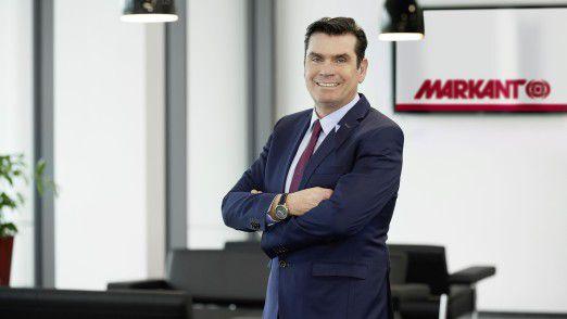 Der neue Geschäftsführer von Markant Deutschland, Alois Kruth, kommt von Bünting.