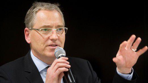 Hans-Joachim Popp geht als Principal zur BwConsulting, der Inhouse-Beratung der Bundeswehr.