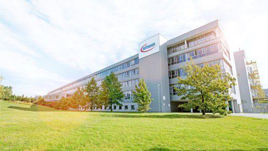 Das neue Entwicklungszentrum entsteht in den Räumen von Infineon in Dresden.