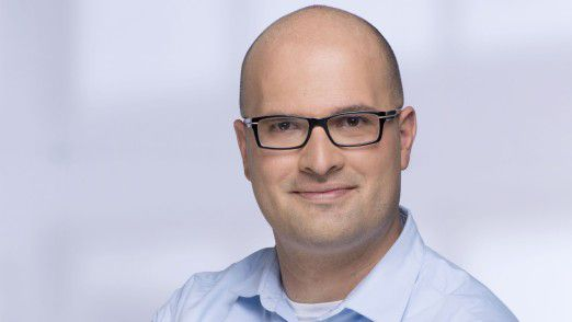 Johannes Wechsler, Geschäftsführer der MediaMarktSaturn IT Solutions