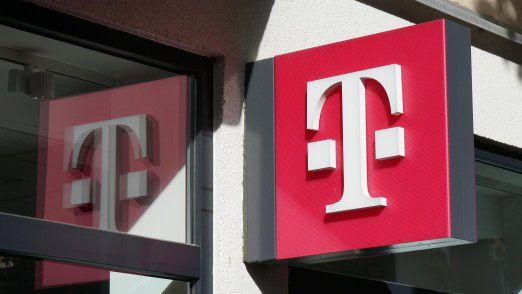 Die Telekom konnte kräftig von der US-Steuerreform profitieren.