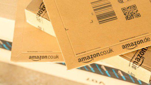 Amazon und Co. verschicken derzeit so viele Pakete wie noch nie.