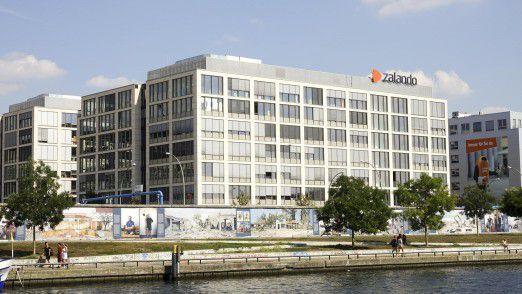 Zalando-Zentrale in Berlin