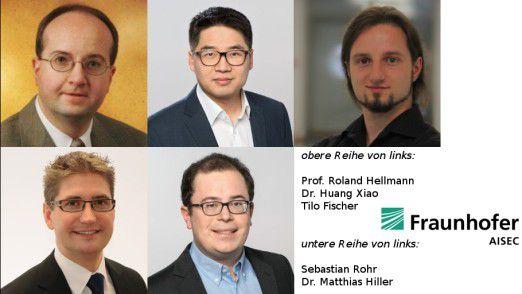 Diese Cybersecurity-Experten treffen Sie im Rahmen unseres zweitägigen Seminars.