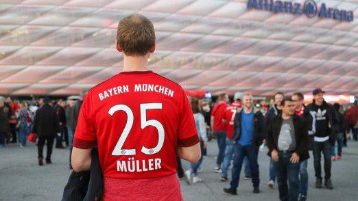 Alles für den Fan: Der FC Bayern investiert viel in ein gelungenes Fußballerlebnis.