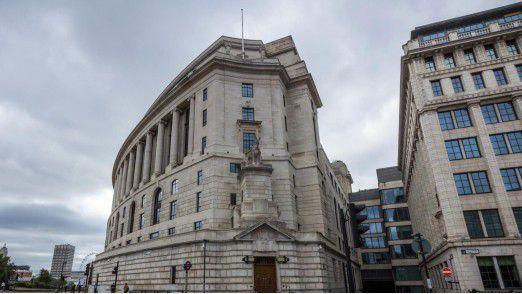 Ein Londoner Hauptquartier muss zukünftig reichen.
