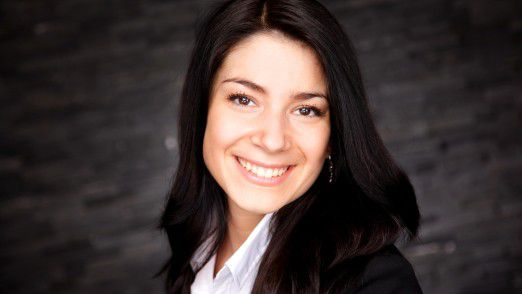 Sotiria Iliadou arbeitete nach dem Wirtschaftsstudium erst bei Vodafone im Personalbereich, bevor sie in die IT wechselte und dort zur Abteilungsleiterin aufstieg.