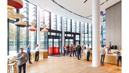 Besuchen Sie Vodafone auf der CeBIT und lernen Sie das Unternehmen als Arbeitgeber kennen: Halle 27, Stand G23.